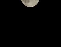 Moon - June 3rd 2012