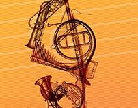 Bravissimo Poster, Music Contest for Children