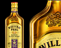 William Peel - packshot 3d