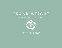 Personal Frank wright project // Footwear design