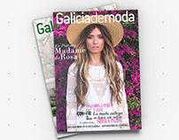 Galiciademoda - Diseño editorial