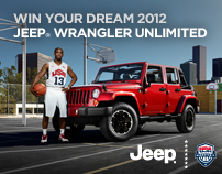 Jeep® | USA Basketball