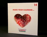 Krispy Kreme  : : Direct Mailers