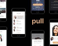 Pull - rebranding