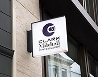 CLARK MITCHELL LOGO DESIGN