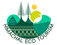 Logo Design - Himachal Eco Tourism