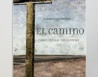 """Afiche / Corto """"El camino"""""""