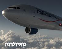 Aeromexico Remate Animado