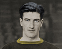 COLORIZATION: 1930 Marty Barry (2012)