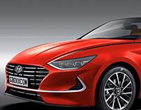 2020 Hyundai Sonata Cabriolet