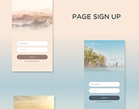 Page Sign Up