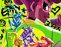 Rise of the TMNT: Sound Off! #3