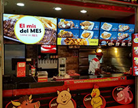 Menu Board - Mis Carnes Parrilla