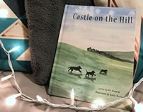Castle on the Hill childrens book