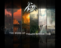 The Work Of Tigaer-Design.com