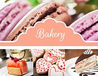 Bakery Advertising Kit