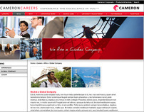 Cameron Careers Website