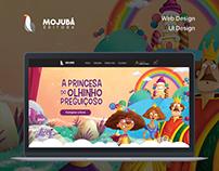 E-commerce - Mojubá Editora