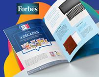 Diseño de Flyer- Beneficio Dieck - FORBES