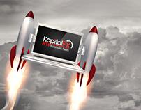 KapitalFX - Home Banner Design