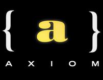Axiom Demo Reel Spring 2012