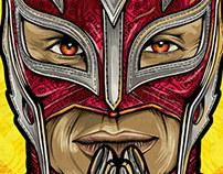 Pale Horse x WWE Magazine