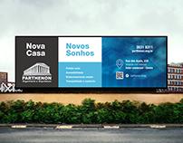 Parthenon - Nova Casa Novos Sonhos