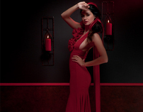 Vamp Editorial | Votive Magazine Feb 2012 Issue