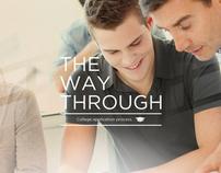 Web Design / College Access International