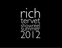 Showreel - Summer 2012