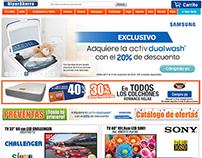 Plan de medios - Samsung ADW