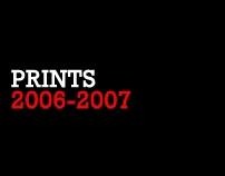 Prints 2006-2007