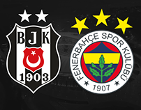 Beşiktaş - Fenerbahçe Derby Promo for beIN SPORTS