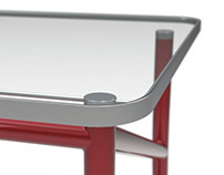 B-Frame Drafting Desk