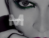MAYBELLINE FASHION WEEK LIVE STREAMING