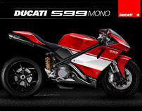 Ducati 599 Mono