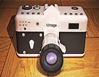 Vinatege Camera