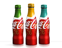 "Package Design/ Branding Class ""Coca Cola Rio/Olympics"""