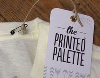 Custom Hang Tags - The Printed Palette