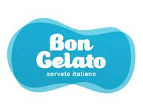 Bon Gelato - Identidade Visual