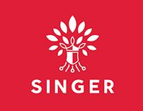 Singer Sri Lanka - Rebranding Concept