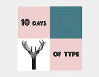 10 Days Of Type