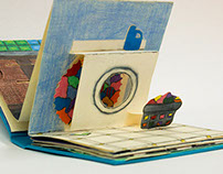 Pop-Up Books + Tunnel Books