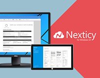 Nexticy for Windows 10