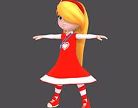 Modelado 3D, textura, render. AnimationWorks. 2008-2013