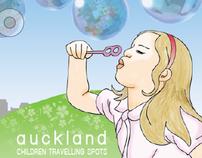 Auckland Children's Travelling Spots