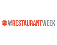 EAT ADK RESTAURANT WEEK LOGO