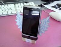 Prototipo Supporto SmartPhone