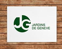 Jardins de Geneve Identity
