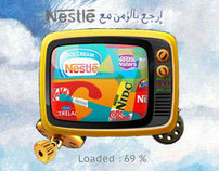 Nestle 100 Years Facebook App